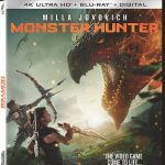 'Monster Hunter' Blu-ray Package Art & Home Release Dates Confirmed