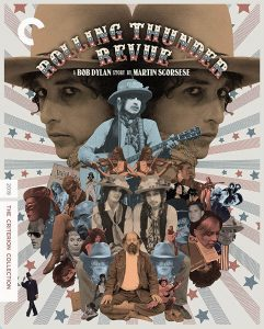 Rolling Thunder Revue- A Bob Dylan Story by Martin Scorsese Blu-ray Criterion