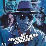 The Invisible Man Appears (1949) & The Invisible Man Vs. The Human Fly (1957) releasing to Blu-ray