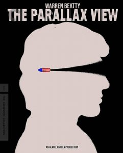 The Parallax View Blu-ray Criterion