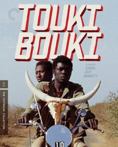 Touki bouki Blu-ray Criterion