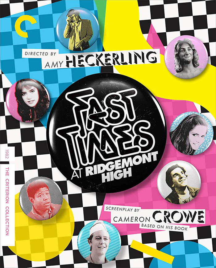 Fast Times at Ridgemont High Blu-ray Criterion Collection