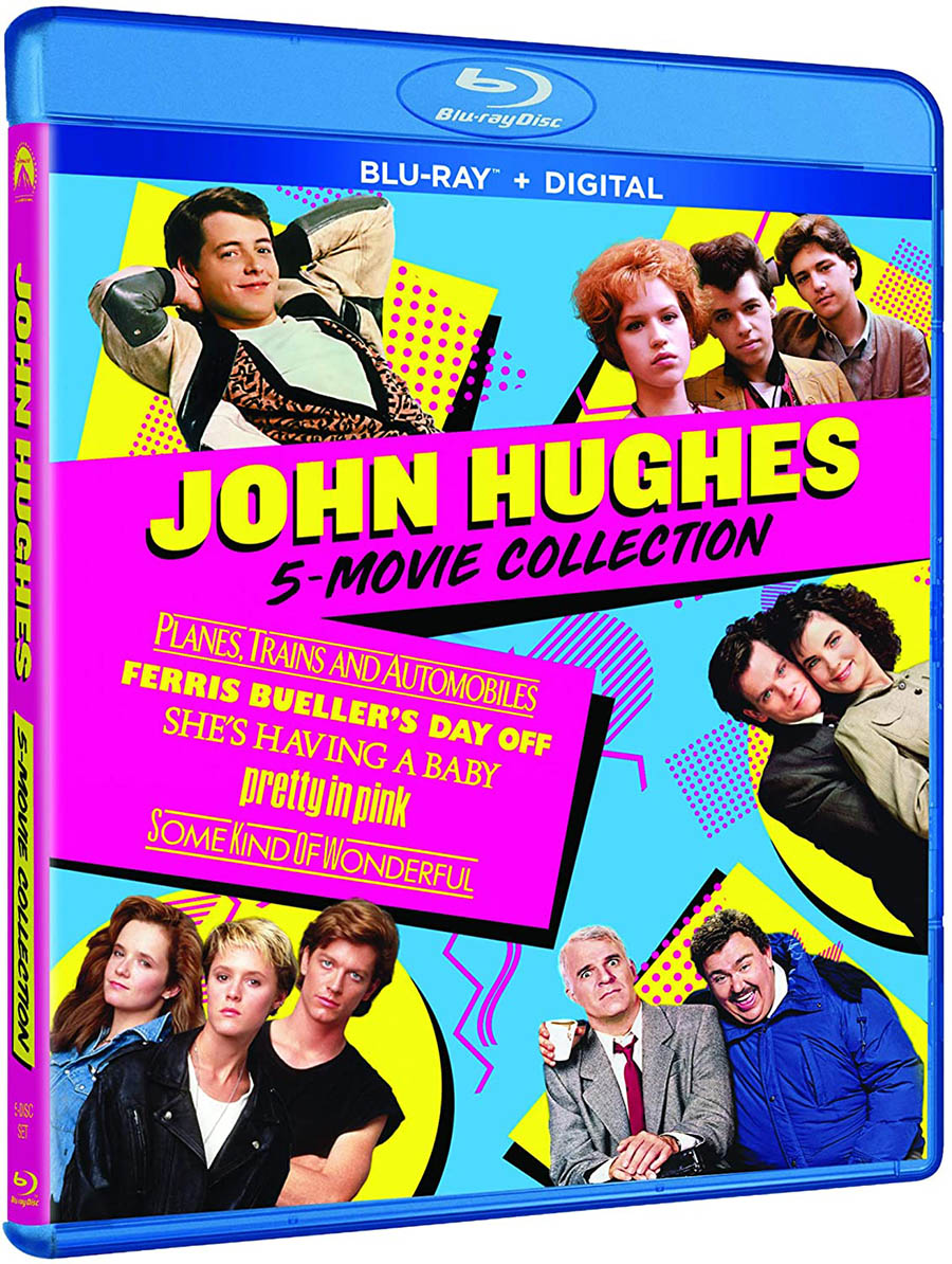 John Hughes 5-Movie Collection Blu-ray