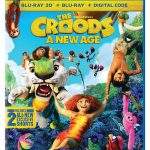 The Croods: A New Age on Blu-ray, 3D Blu-ray & 4k Blu-ray