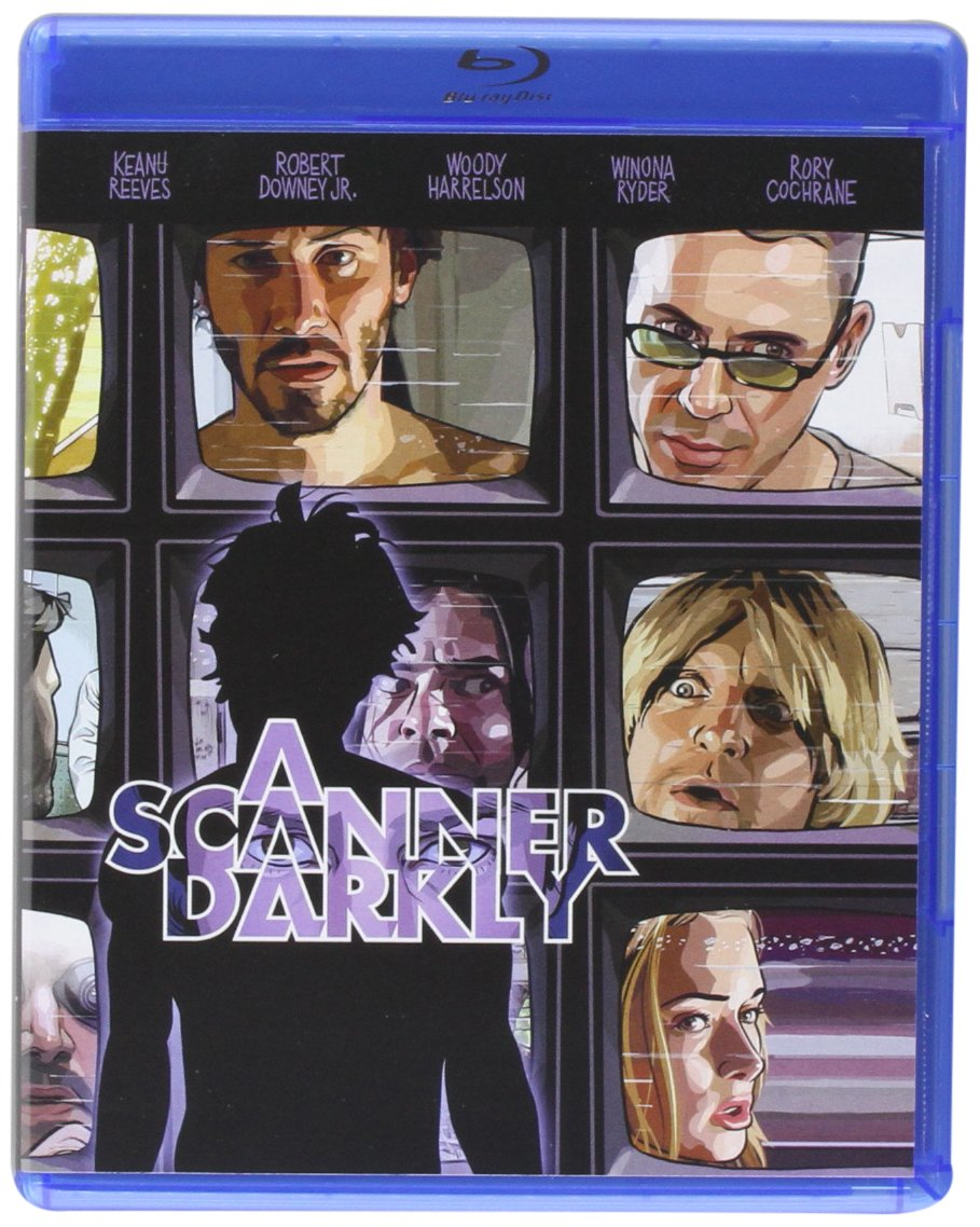 A Scanner Darkly Blu-ray