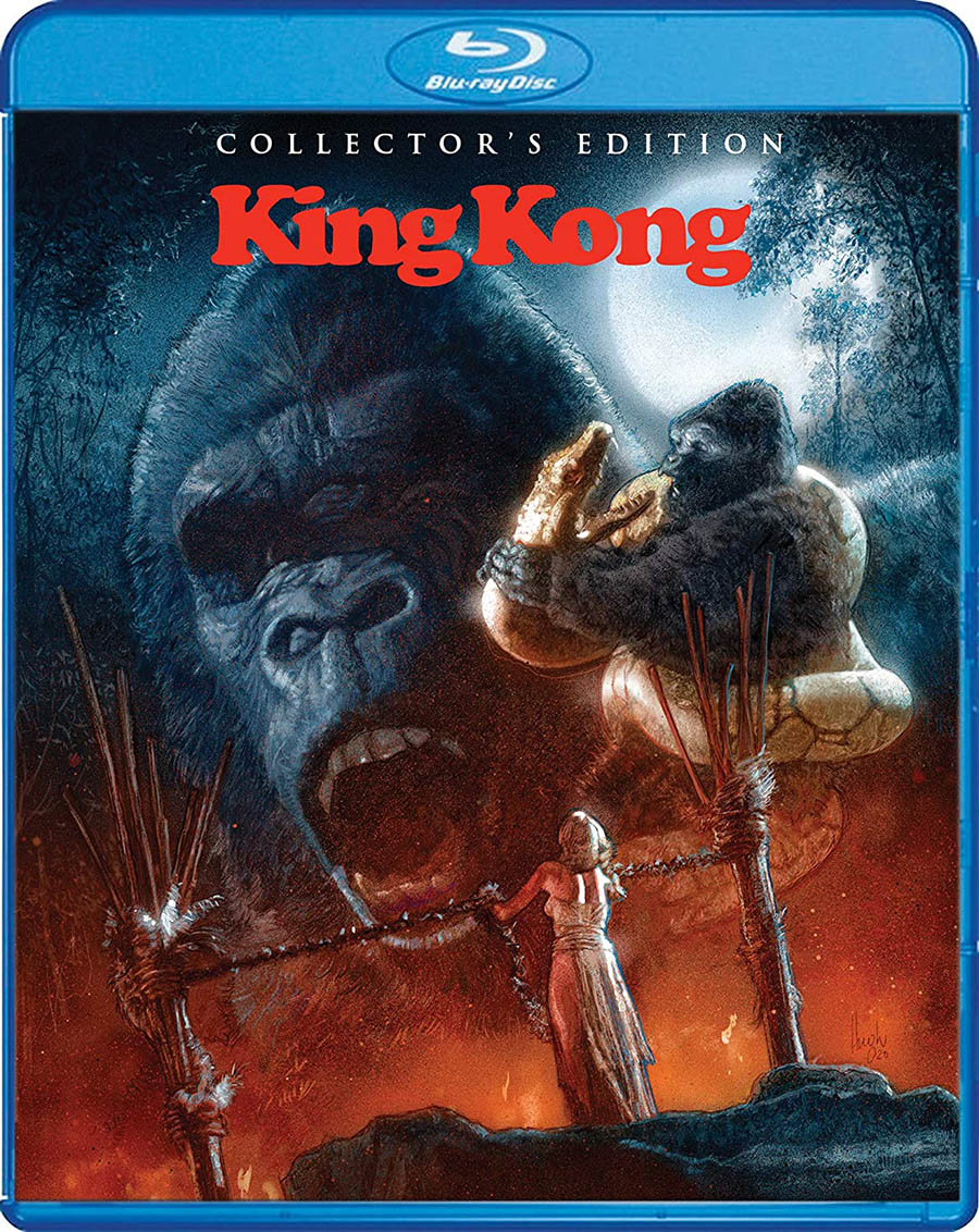 King Kong Collectors Edition Blu-ray