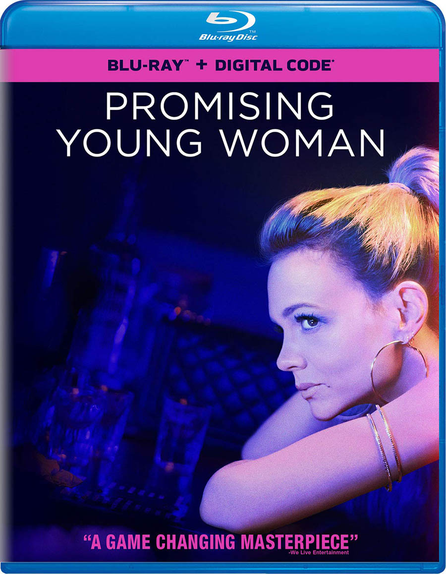 Promising Young Woman Blu-ray