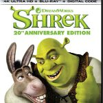 DreamWorks' Shrek celebrates 20 yrs with 4k Blu-ray edition