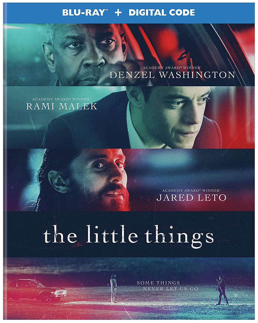 The Little Things Blu-ray Slipcover