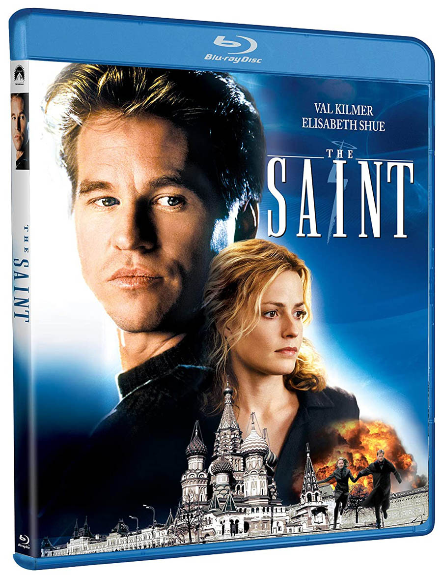 The Saint Blu-ray Disc