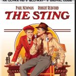 Universal Classic 'The Sting' releasing to 4k Blu-ray Disc