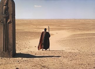 the ten commandments 4k still image
