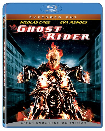 Ghost Rider - Extended Cut Blu-ray