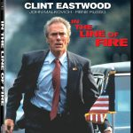 In the Line of Fire (1993) starring Clint Eastwood releasing to 4k Blu-ray