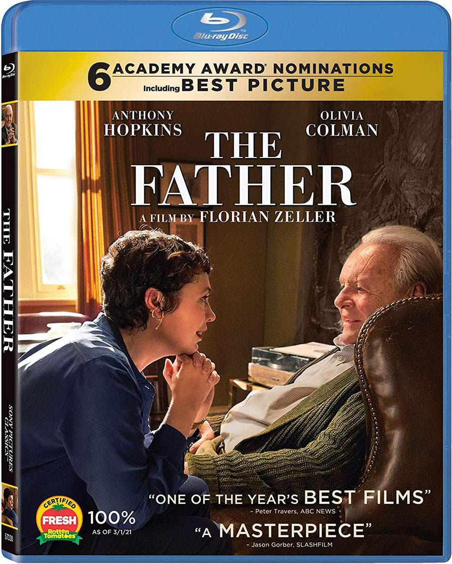 The Father Blu-ray