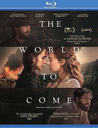The World To Come Blu-ray