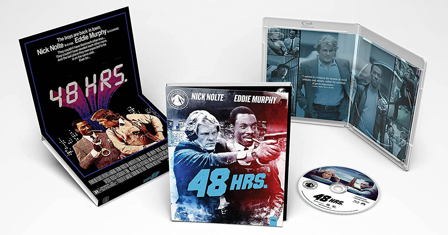 48 Hrs Blu-ray-Paramount-Presents open