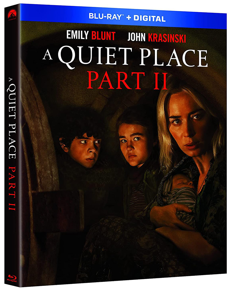 A Quiet Place Part II Blu-ray