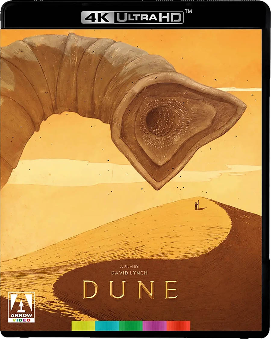 Dune 1984 Limited Edition 4k Blu-ray