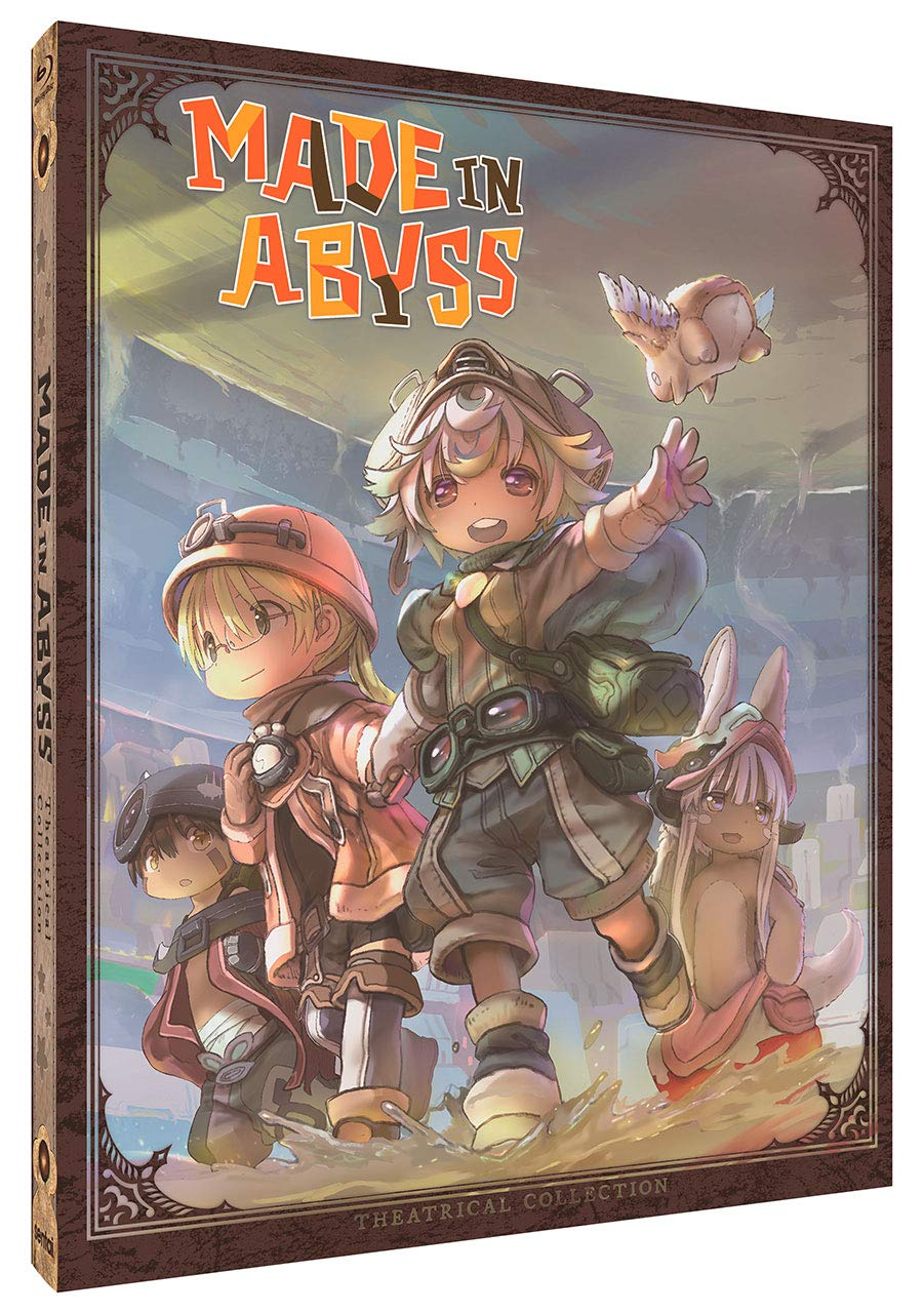 Made In Abyss Blu-ray SteelBook