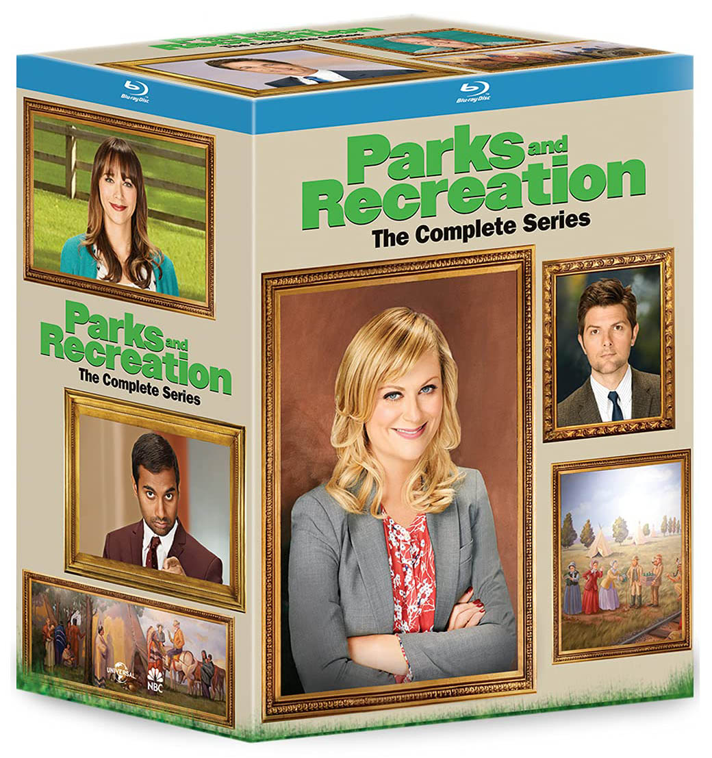 Parks and Recreation- The Complete Series Blu-ray Box Set