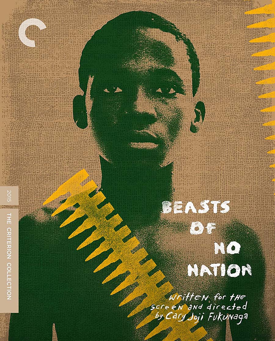 Beasts of No Nation Blu-ray Criterion Collection
