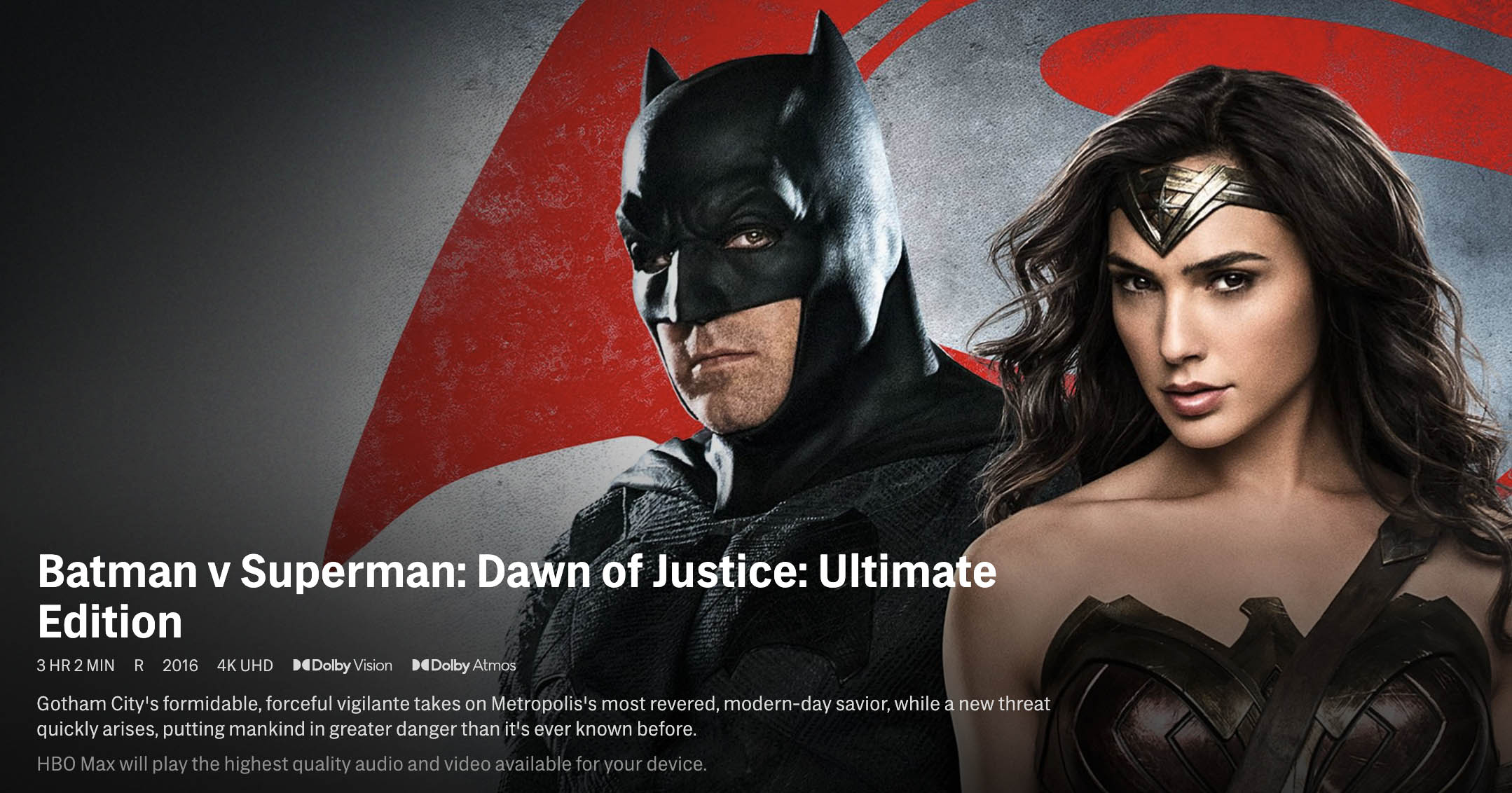 batman v superman dawn of justice ultimate dolby vision atmos