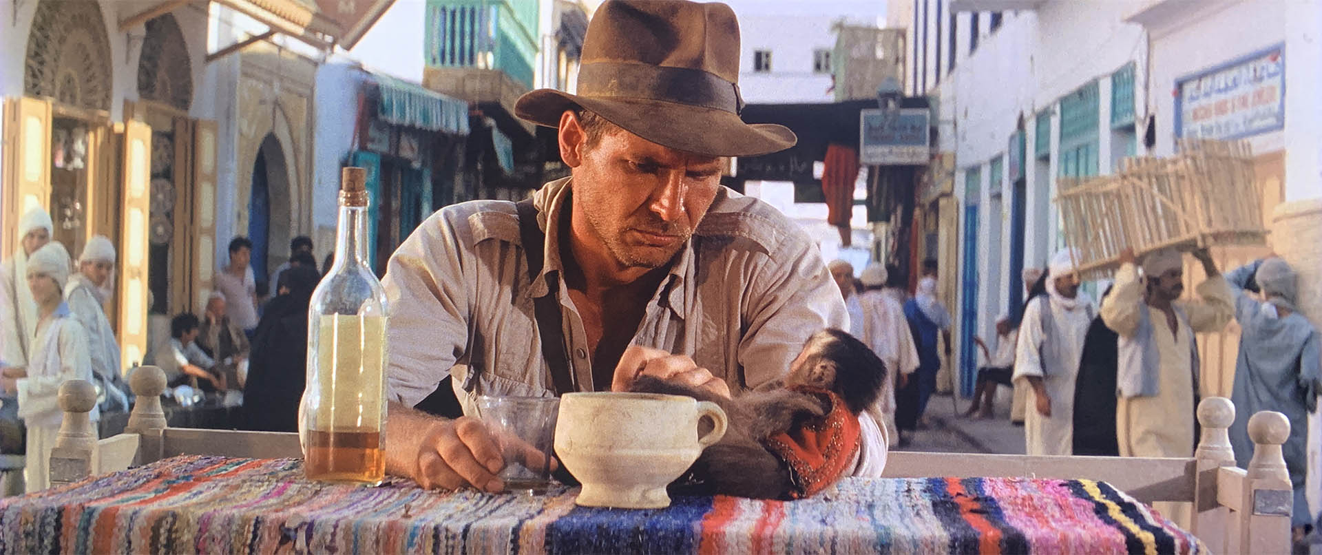 indiana jones and the raiders of the lost ark 4k blu-ray still 2
