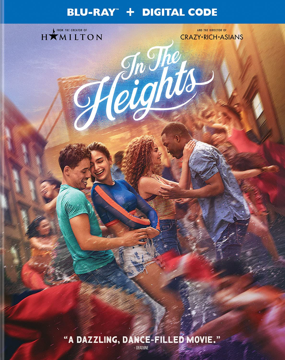 In the Heights Blu-ray