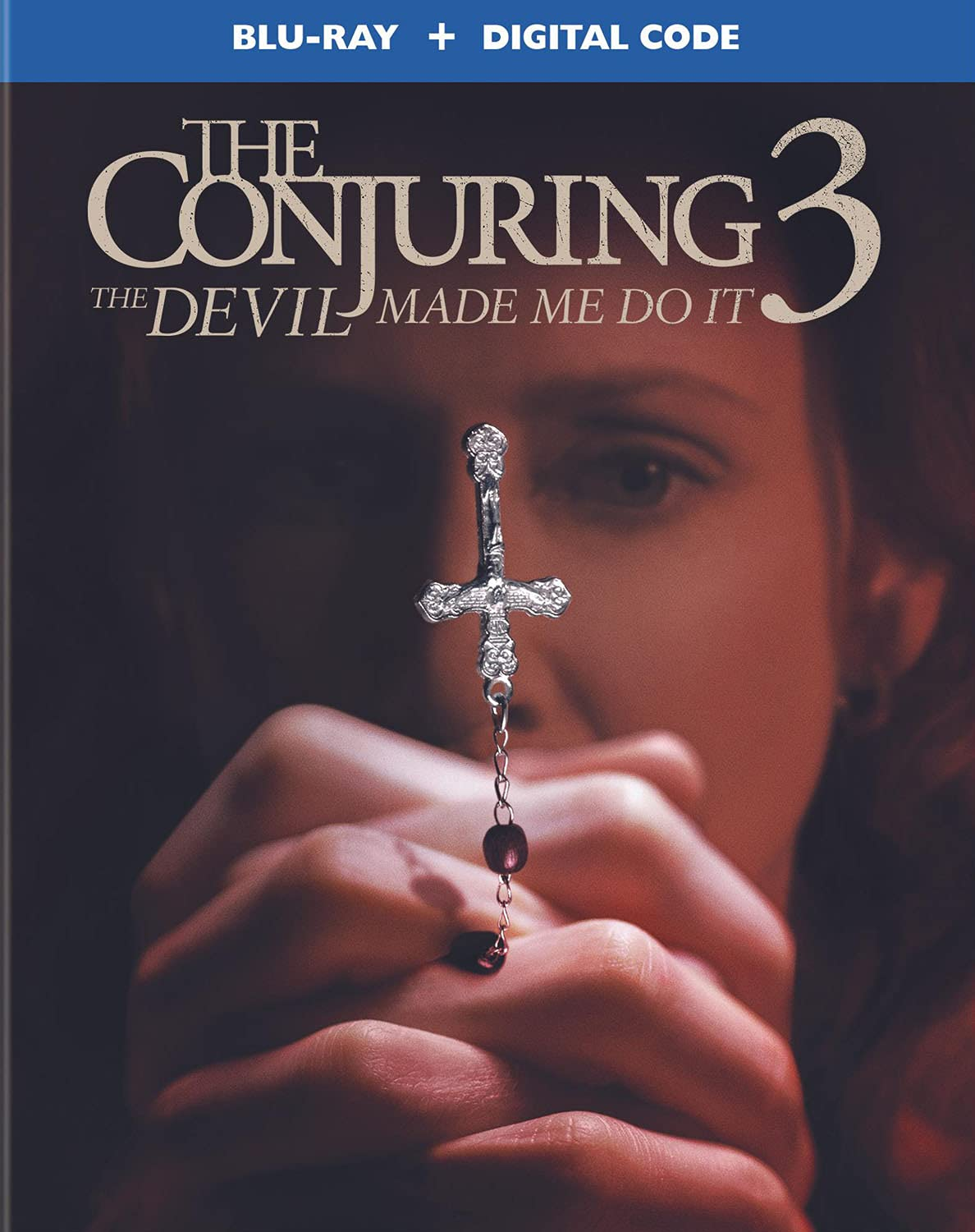 The Conjuring- The Devil Made Me Do It Blu-ray