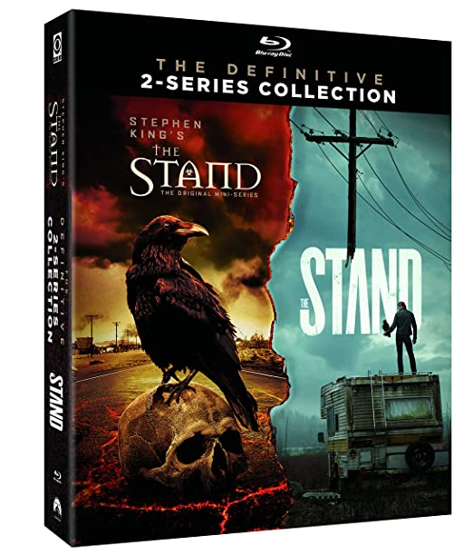 The Stand 2-Series Definitive Collection blu-ray
