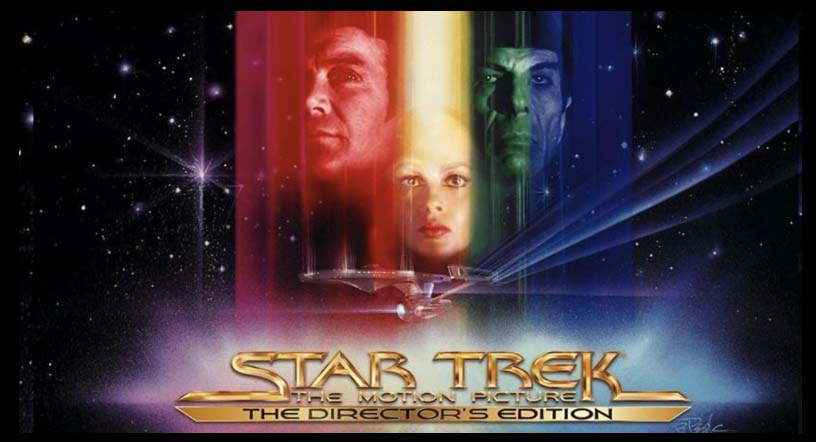 star trek the motion picture the directors cut poster