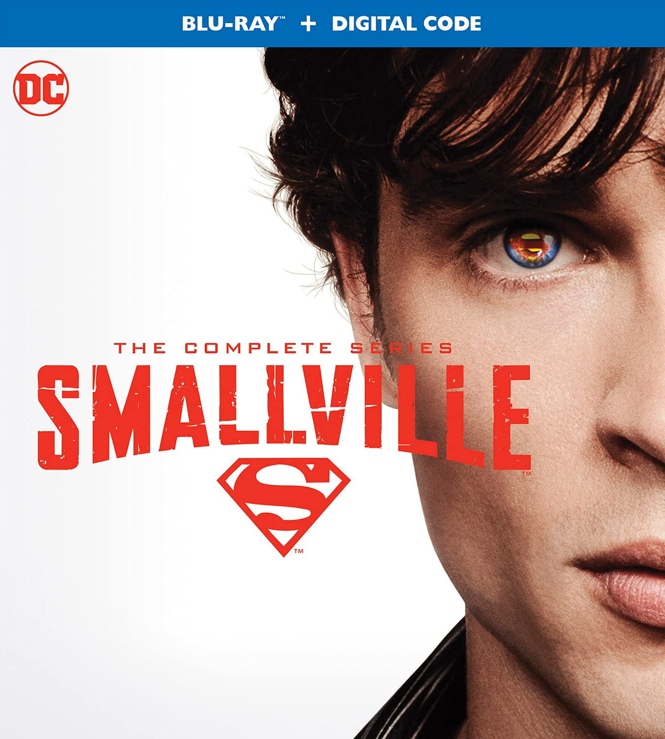 Smallville- The Complete Series Blu-ray Digital