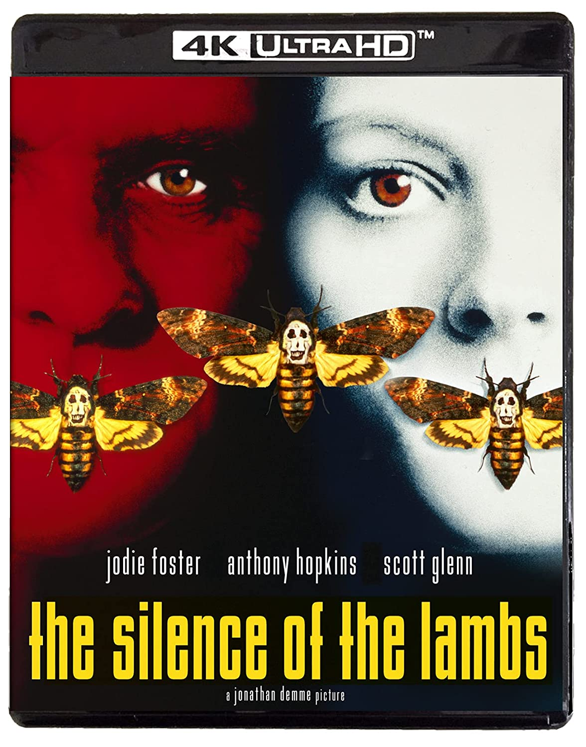 The Silence of the Lambs 4k Blu-ray