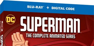 Superman- The Complete Animated Series Blu-ray
