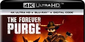 The Forever Purge 4k Blu-ray