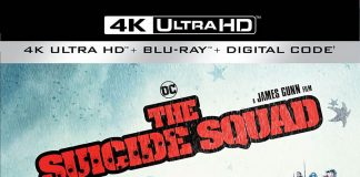 the suicide squad 4k blu-ray front
