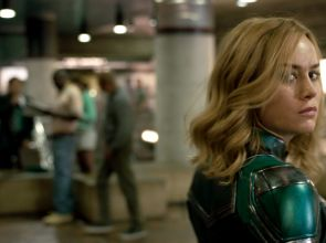 Watch: 'Captain Marvel' 1st Official Trailer from Disney/Marvel