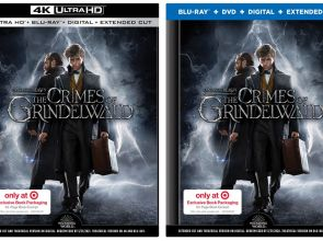 'Fantastic Beasts: The Crimes of Grindelwald' Blu-ray & 4k Blu-ray Editions & Exclusives