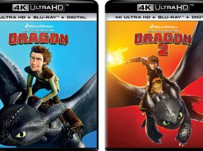 How to Train Your Dragon Films Will Release to 4k Ultra HD Blu-ray