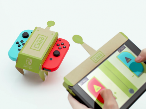 Is Nintendo Labo Just For Kids?