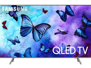 This 82″ Samsung QLED 4k TV is only $2,697 (40% off list!)