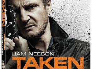 Blu-ray Giveaway: Taken 3-Movie Collection [Ended]
