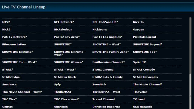 AT&T U-Verse – HD Report – Page 2