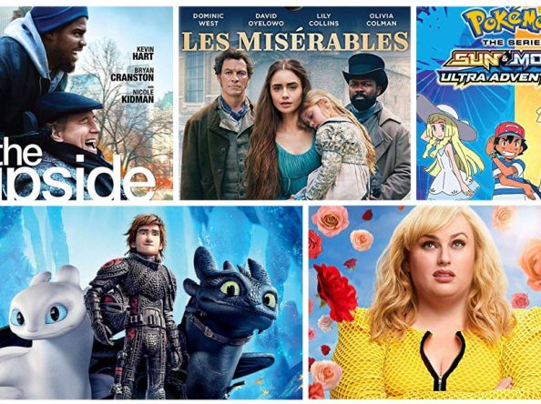 New Blu-ray Releases: How to Train Your Dragon: The Hidden World, The Upside, Isn't It Romantic & more