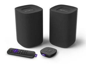 Roku Shipping New Wireless TV Speakers